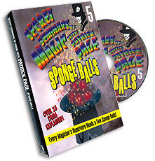 Secret Seminar of Magic with Patrick Page Vol 5 : Sponge Balls v