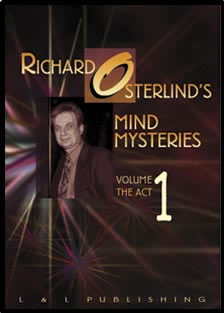 Mind Mysteries Vol 1 (The Act) by Richard Osterlind video