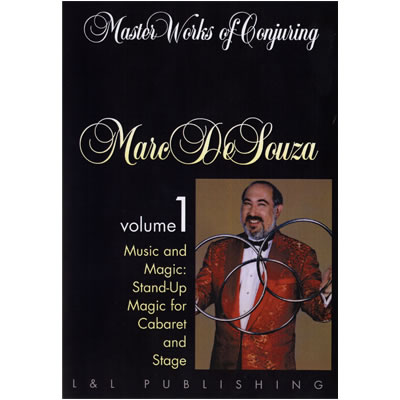 Master Works of Conjuring Vol. 1 by Marc DeSouza video