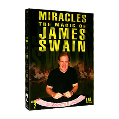 Miracles - The Magic of James Swain Vol. 2 video