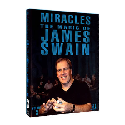 Miracles - The Magic of James Swain Vol. 3 video