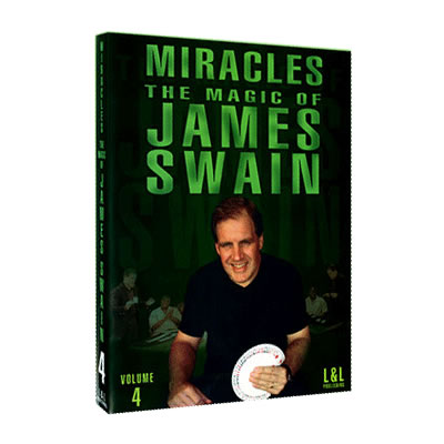 Miracles - The Magic of James Swain Vol. 4 video