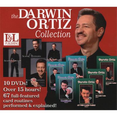 Darwin Ortiz Collection (10 Video set) video