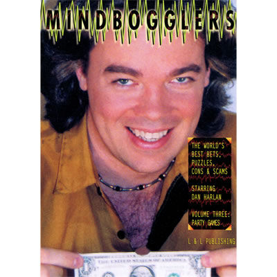 Mindbogglers vol 3 by Dan Harlan video