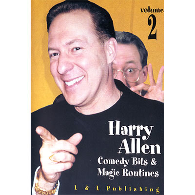 Harry Allen's Comedy Bits and Magic Routines Volume 2 video