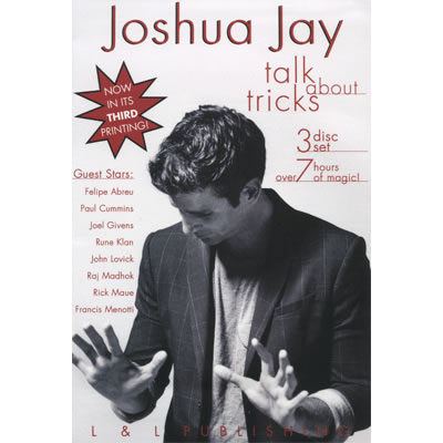 Talk About Tricks by Joshua Jay video