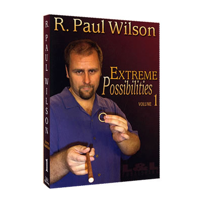Extreme Possibilities - Volume 1 by R. Paul Wilson video