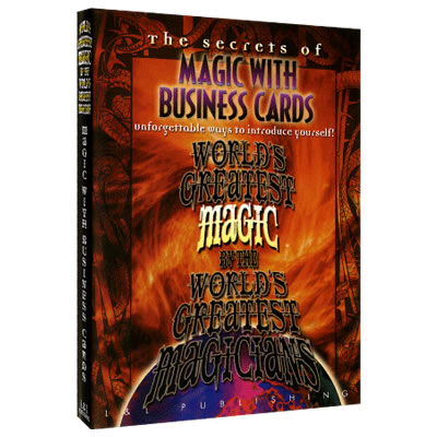 Magic with Business Cards (World's Greatest Magic) video