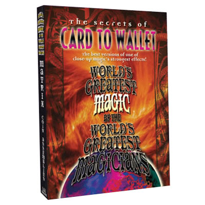 Card To Wallet (World's Greatest Magic) video