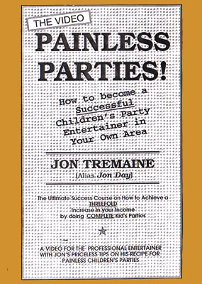 Painless Parties! - Jon Tremaine