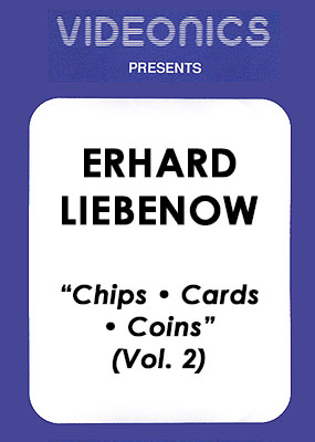 Erhard Liebenow - Chips • Cards • Coins (Vol. 2)